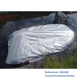 Afdekzeil Rubberboot