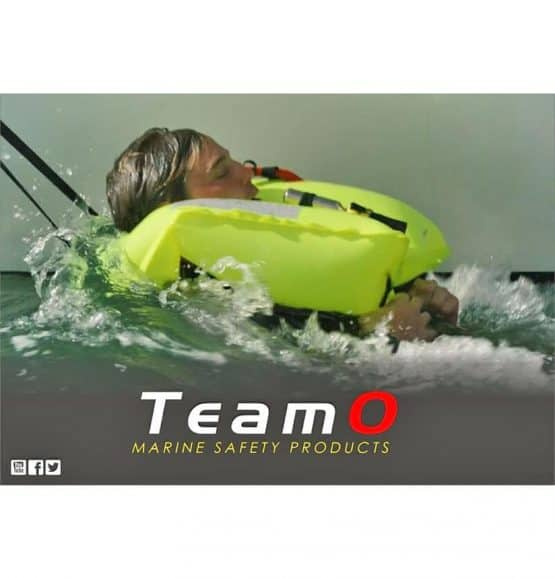 teamo marine 170N reddingsvest backtow