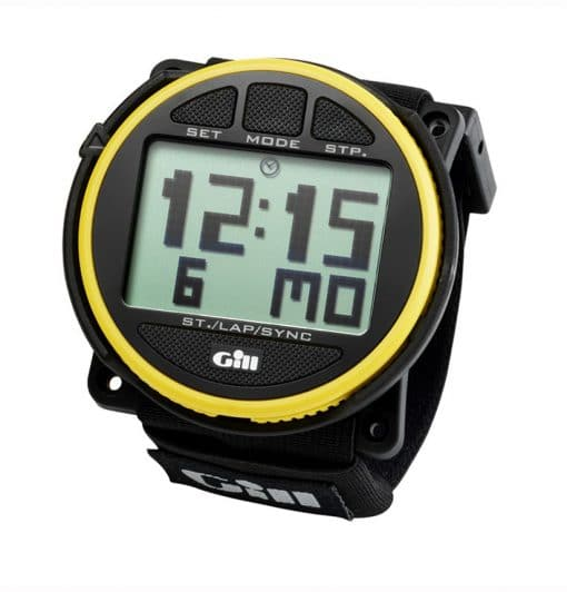 gill regatta race horloge