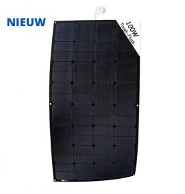 sunbeamsystem 100 watt tough zwart black