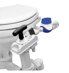 toiletverfrisser boot toilet