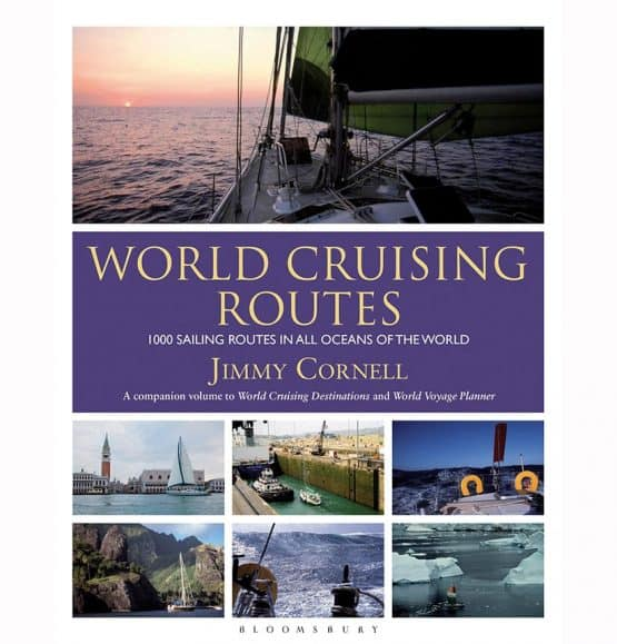world cruising routes jimmy cornell