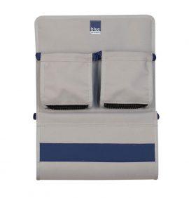 cabin bag blue performance