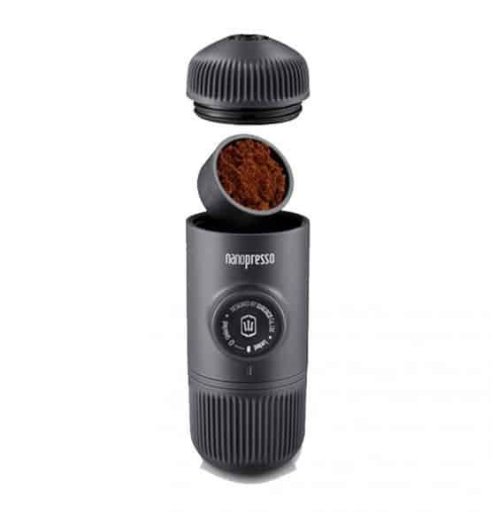 koffie wacaco nanopresso