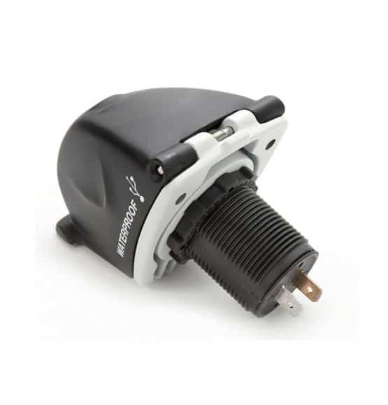 scanstrut waterproof usb stopcontact 12 volt 24 volt