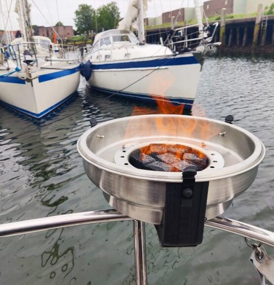 SAfire Barbecoco briketten