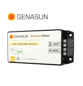 genasun boost lithium
