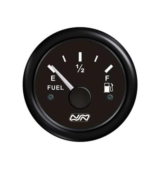 brandstoftank meter display boot nuova rade