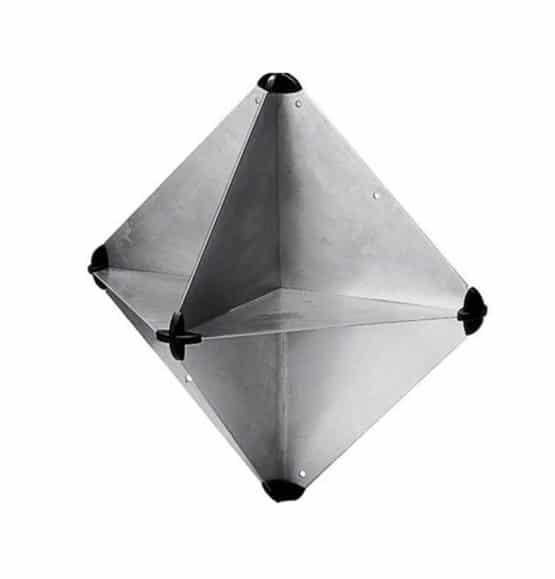 radarreflector achtvlakkig nuova rade