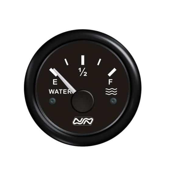water tankmeter boot nuova rade