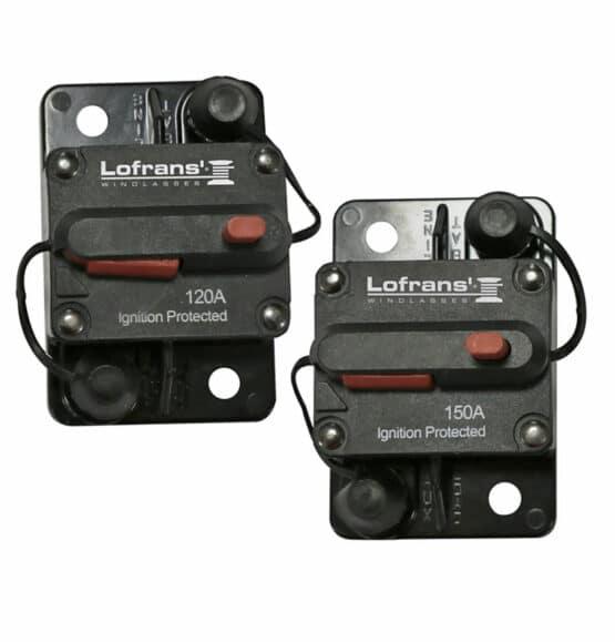thermische circuit breaker lofrans ankerlier