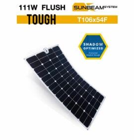 SUNBEAMsystem Tough 111 watt Flush Black