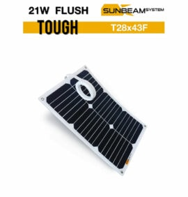 SUNBEAMsystem Tough 21 watt Flush