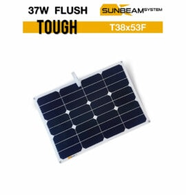 SUNBEAMsystem Tough 37 watt Flush