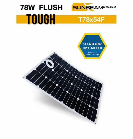 SUNBEAMsystem Tough 78 watt Flush Black