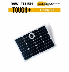SUNBEAMsystem Tough 39 watt Flush