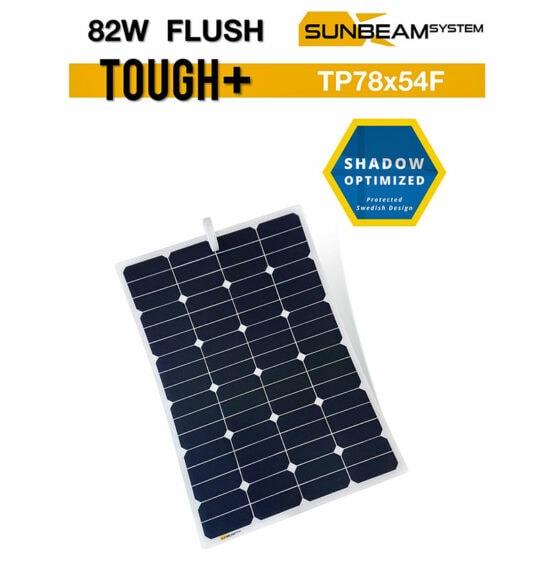 SUNBEAMsystem Tough+ 82 watt Flush