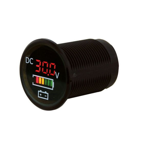 voltage meter accu talamex
