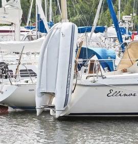 dingy rings rubberboot slim versie