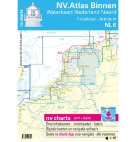 NV Atlas NL6 Friesland Groningen