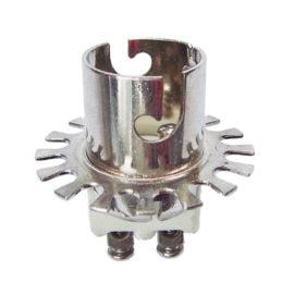 BAY15D socket navigatieverlichting aanpasbaar