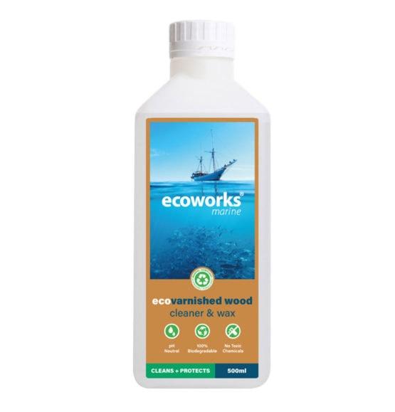 Ecoworks Interieur Reiniger Wax