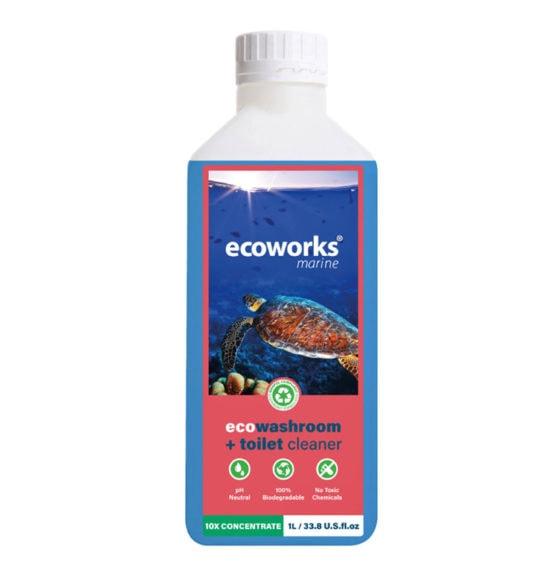 Ecoworks Sanitair Reiniger Verfrisser