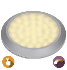 NauticLED DL01 Downlight touch dim spot