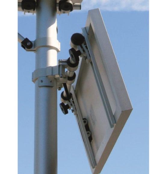 NOA Zonnepaneelhouder Radarpaal