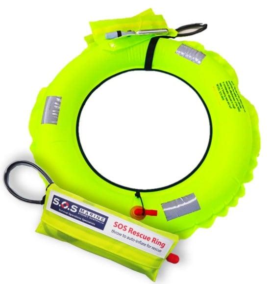 SOS Marine Rescue Ring