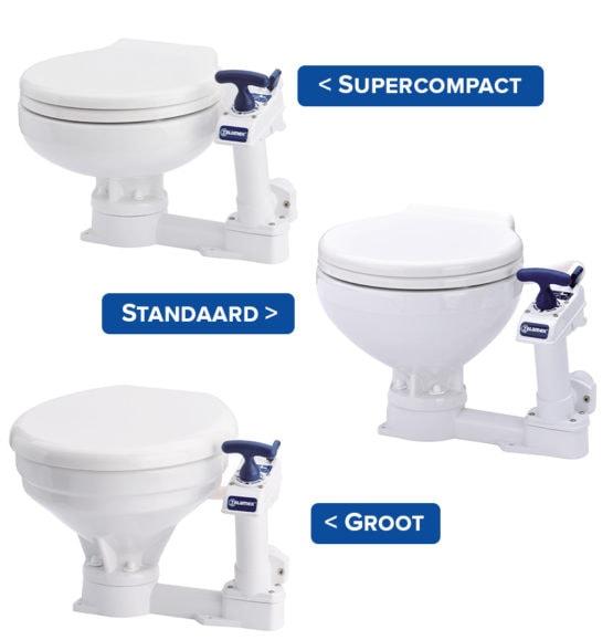 Talamex Toilet Turn2Lock