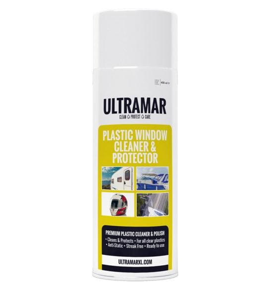 Ultramar PLASTIC WINDOW CLEAN-PROTECT 400 ML