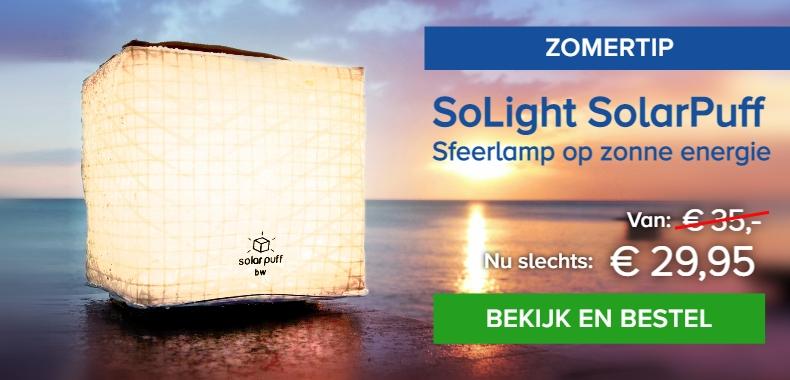 Solgith Solarpuff