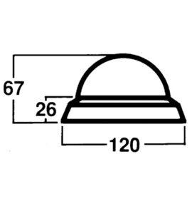 Silva 85e kompas verlichting